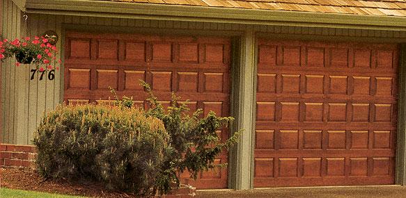 Dallas Garage Door Experts - TBS Garage Doors - Hardwood Garage Doors, Repair, Installation